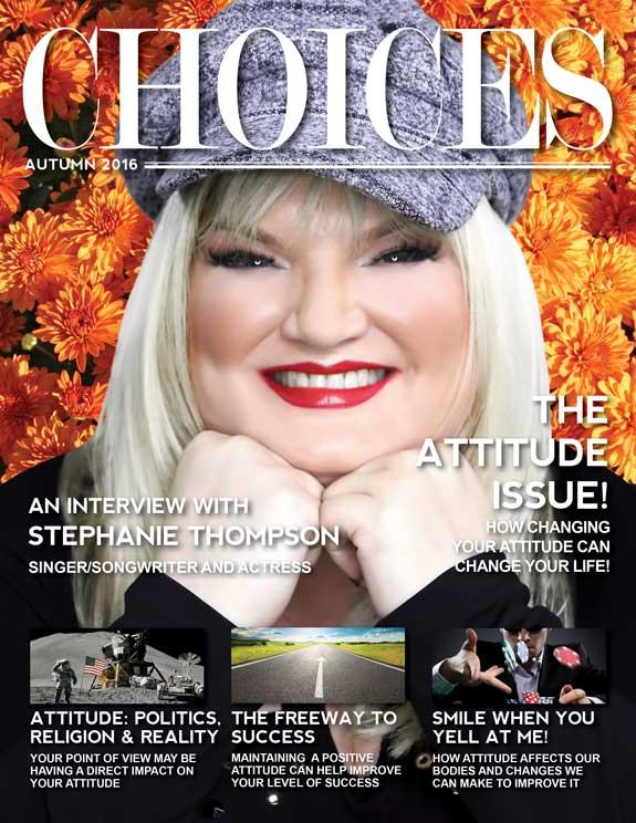 Choices Magazine - Autumn 2016