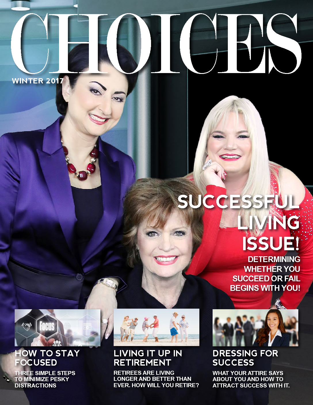 Choices Magazine - Winter 2017