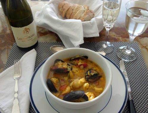 Bouillabaisse for Americans