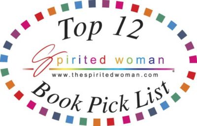 Colorful logo for Spirited Woman's Top 12 Book Pick List